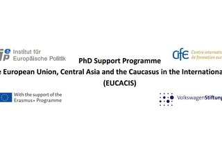 Scholarships for Doctoral Students from the Caucasus and Central Asia