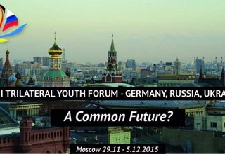 Call for Applications – Trilateral Youth Forum in Moscow
