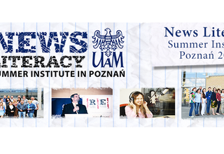 Call for Applications, News Literacy Summer Institute in Poznań 2017