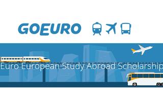 GoEuro European Study Abroad Scholarship