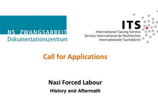 """International Winter School for Educators """"Nazi Forced Labour - History and Aftermath"""" 2016"""