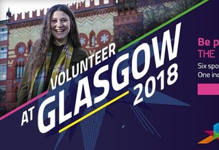 Volunteers call for 2018 European Championships in Glasgow, Scotland