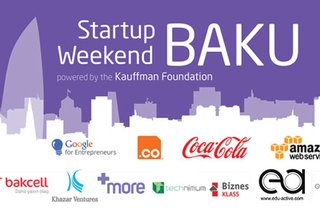Salam Baku ! :) Startup Weekend is coming to Baku  !