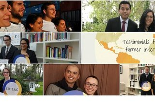 The EU-LAC Foundation Internship Program 2018