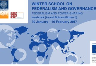 2017 Winter School on Federalism and Governance